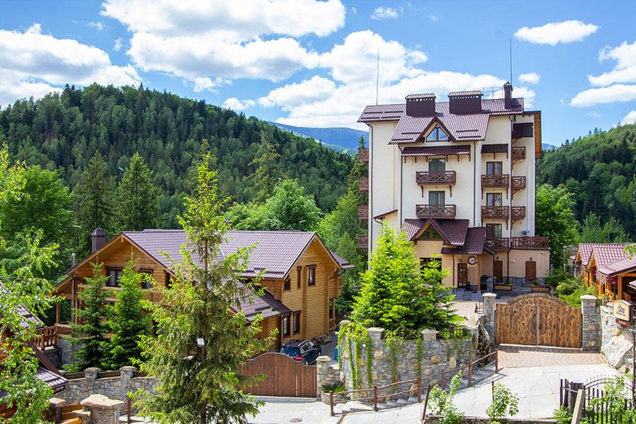 Яремчанський готель увійшов в топ-8 українських готелів, сервіс яких вражає