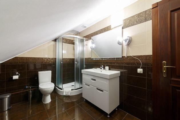 Готель Ведмежа Гора, номер люкс комфорт, фото 10