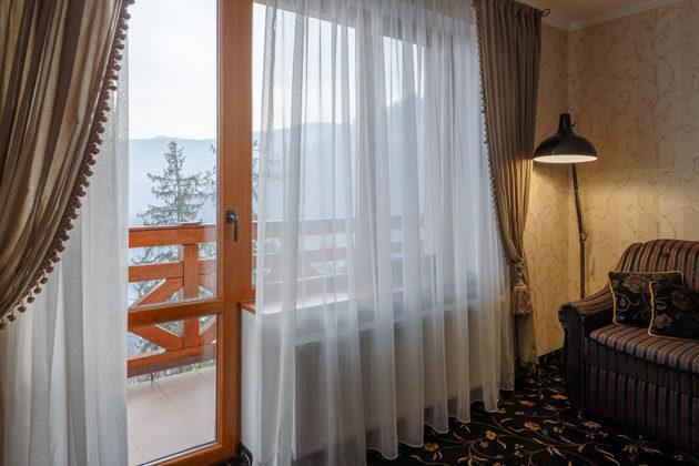 Готель Ведмежа Гора, номер люкс комфорт, фото 3