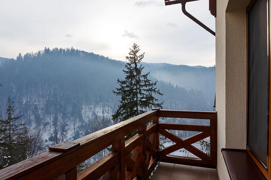 Готель Ведмежа Гора, номер люкс комфорт, фото 4
