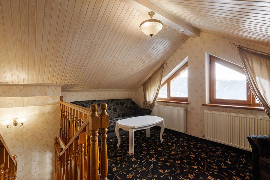 Готель Ведмежа Гора, номер люкс комфорт, фото 6