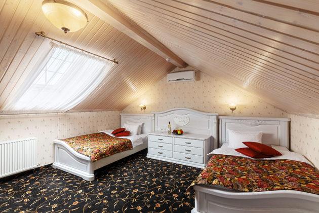 Готель Ведмежа Гора, номер люкс комфорт, фото 9
