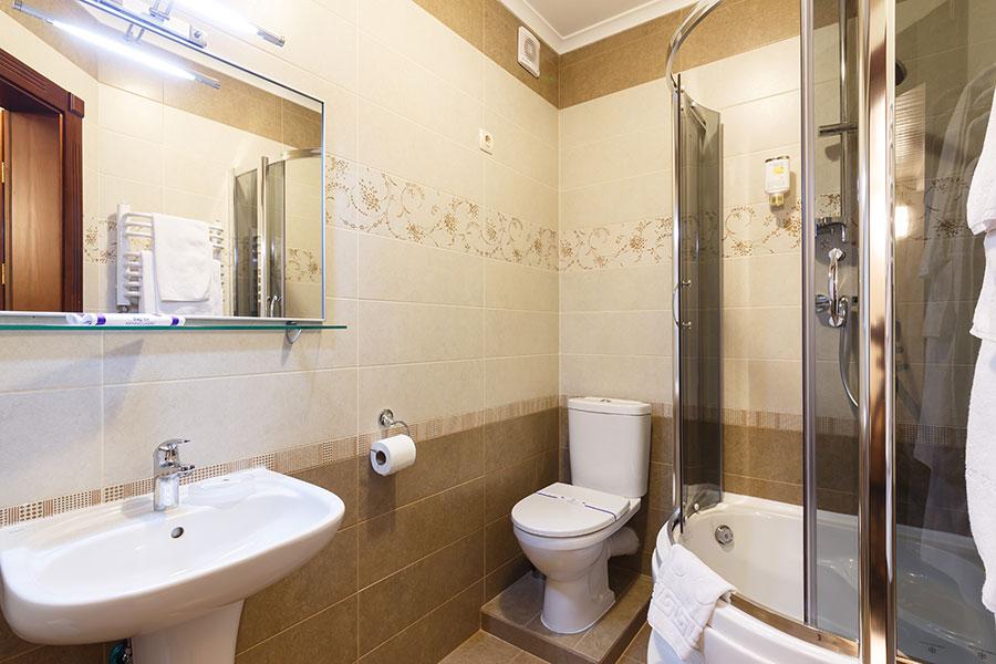 Готель в Карпатах, номер напівлюкс комфорт, фото 4