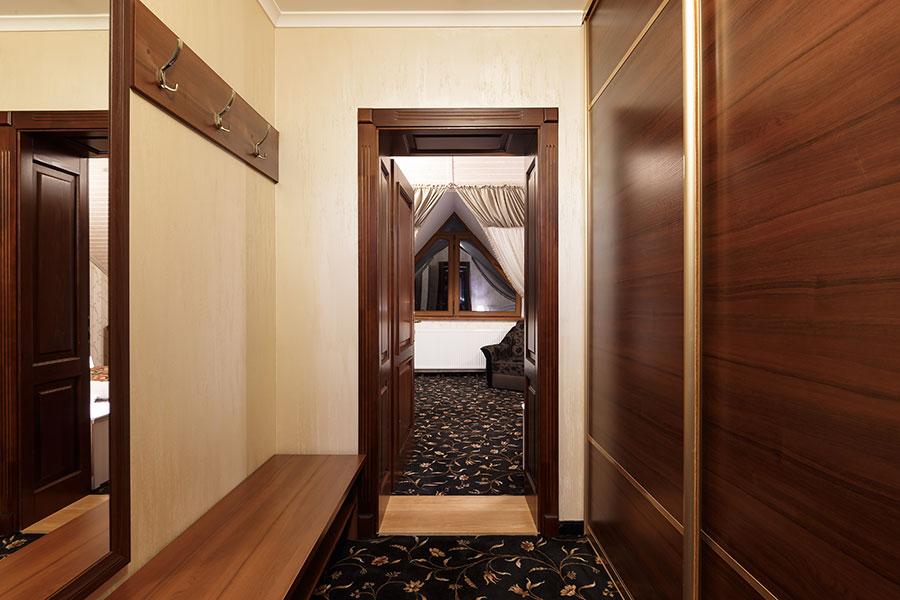 Готель в Карпатах, номер напівлюкс комфорт, фото 5