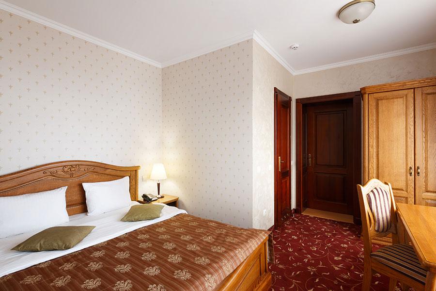 Відпочинковий комлекс Ведмежа Гора: номер стандарт, фото 1