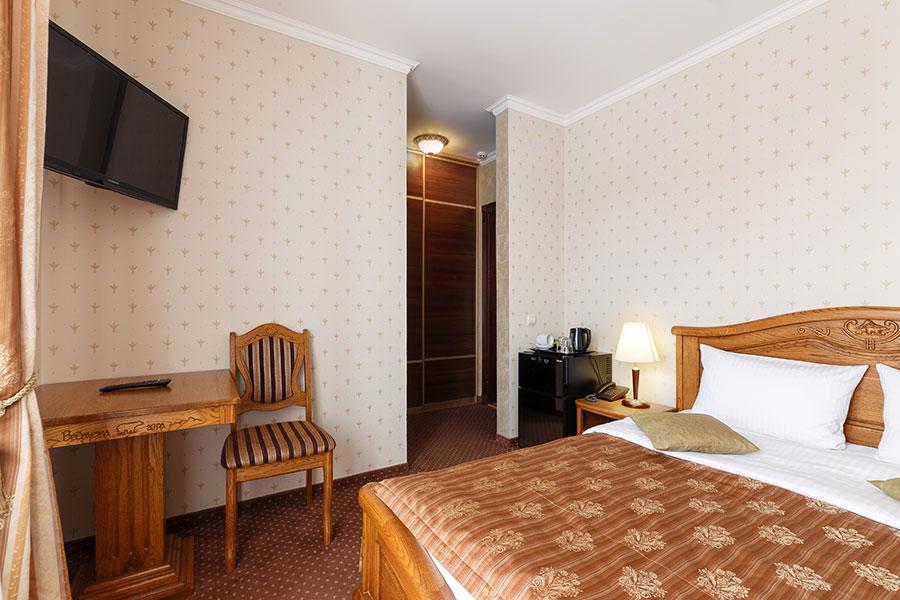 Відпочинковий комлекс Ведмежа Гора: номер стандарт економ, фото 1