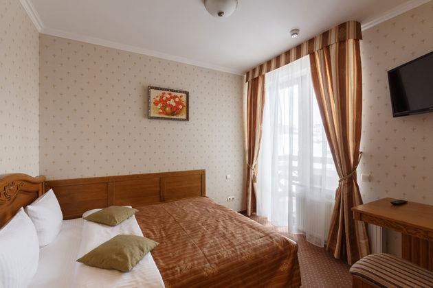 Відпочинковий комлекс Ведмежа Гора: номер стандарт економ, фото 2