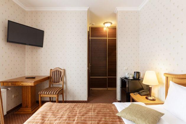 Відпочинковий комлекс Ведмежа Гора: номер стандарт економ, фото 3