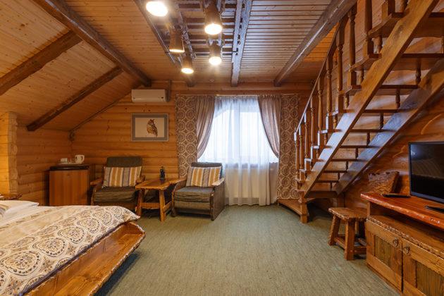 Котедж сімейний класу комфорт в Карпатах, фото 4