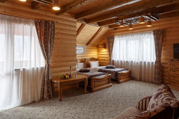 Котедж сімейний люкс комфорт в Карпатах, фото 3